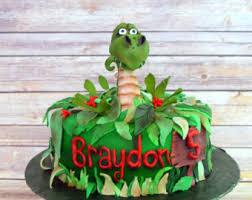 dinosaur cake dinosaur cake etsy