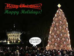 congressmen told they can t say merry in mail to