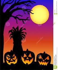 halloween pumpkin silhouette e stock photos image 2751703