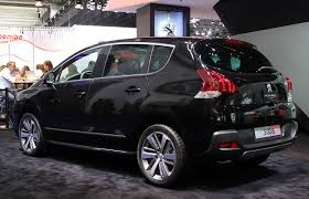 peugeot 3008 review 2016 peugeot 3008 1 6l overview u0026 price