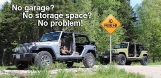 how to store jeep wrangler top hardtop installation and storage services hardtop drop