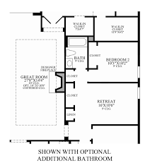 Bathroom And Walk In Closet Floor Plans Toll Brothers At Atlantic Beach Country Club Legacy U0026 Heritage