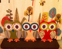 owl themed bathroom decor