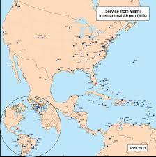 Mia Airport Map Miami Internasjonale Lufthavn Wikiwand