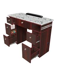 manicure tables with ventilation natalie s