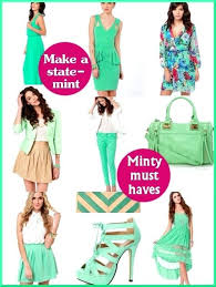 what colors go with green what colors go with mint green openpoll me