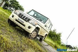 2016 mahindra bolero power review test drive motorbeam