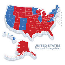 Map Of Election Results by The U0027excellent U0027 Electoral College Wsj