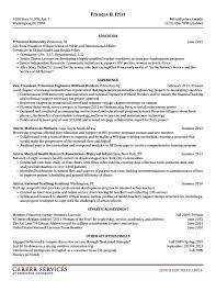 Job Description In Resume by Resume Sample Resume Cv