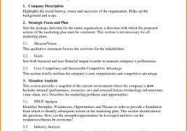 research report sle template how to write an executive summary for a market research report