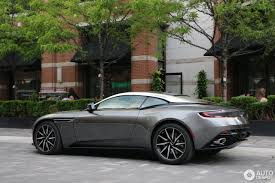 matte black aston martin aston martin db11 10 june 2016 autogespot