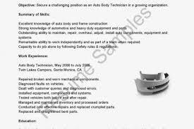 Sample Resume For Automotive Technician by Pressman Supervisor Resume Sample Resume Writing Service
