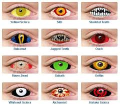85 contacts images colored contacts halloween