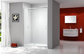 express sliding door ionic showering shower doors