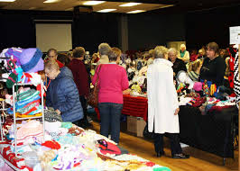 treasures found at christmas craft sale hope standard