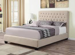 Eastern Accents Bedding Outlet Beige Fabric Bed Steal A Sofa Furniture Outlet Los Angeles Ca