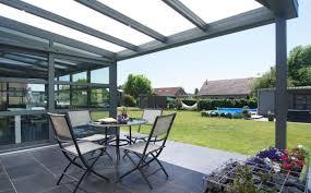 photos de verandas modernes veranclassic véranda pergola moderne en aluminium