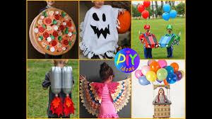 75 diy homemade halloween costumes for kids youtube