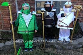 lego ninjago minifigure costumes