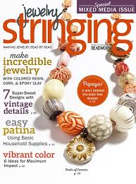 art bead scene blog jewelry designer interview with michelle