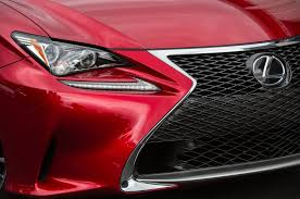lexus rc 200t review 2016 lexus rc 200t headed to u s with turbo four engine