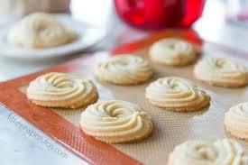 butter swirl shortbread cookies recipe