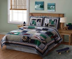 Surfing Bedding Sets Usa Quilt Boys Bedding Set Or