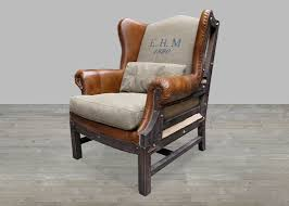 Manhattan Leather Chair Top Leather Chairs Leather Chairs Living Room Silver Coast Company