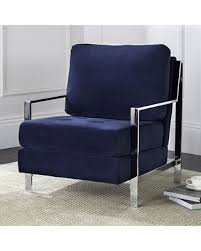 Modern Accent Chair Holiday Savings Are Here 20 Off Safavieh Modern Chrome Finish