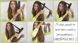 how to curl your hair fast with a wand how to curl your hair with flat iron lob can you short 18 imposing
