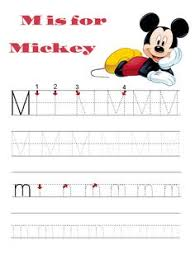 free mickey mouse and friends printables for tots preschoolers