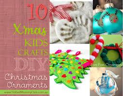 christmas kids craft diy christmas reindeer thumbprint ornaments