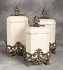 Design For Kitchen Canisters Ceramic Ideas Circa White Ceramic Kitchen Canister Set Ceramics White
