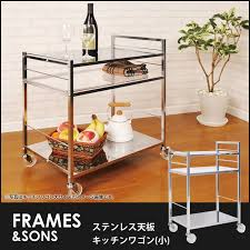 stainless steel top kitchen cart best99 rakuten global market stainless steel top kitchen trolley