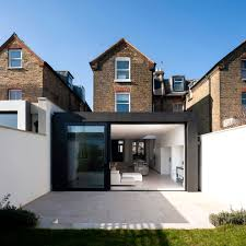 terrific kitchen extension ideas for terraced houses exterior