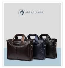 Cowhide Briefcase Tigertown Brand New Men U0027s 100 Genuine Leather Cowhide Handbag