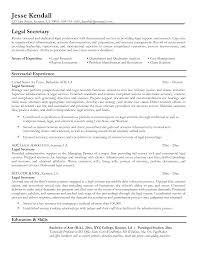 personal injury paralegal resume sample recentresumes com