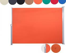 Esszimmerst Le Orange Seitenmarkise 200 Orange Online Shop Gonser
