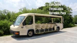 Everglades National Park Map Shark Valley Observation Tower In Everglades National Park Youtube