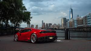 Lamborghini Huracan Specs - metallic matte red lamborghini huracan lp610 adv10 track spec cs