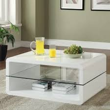 White Tables For Living Room Coffee Tables For Less Overstock