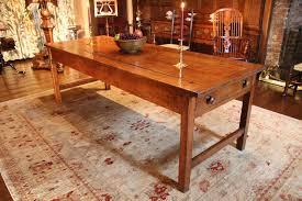 antique farmhouse dining table welsh oak adams antiques