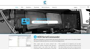 how to hdd serial commander hdd serial commander