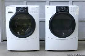 Kenmore Washing Machine Pedestal Kenmore Washer And Dryer Combo Troubleshooting Washer And Dryer