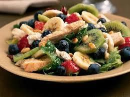 chicken fruit salad recipe myrecipes