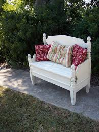 Shabby Chic Pottery by Sweet Little Bench Like This A Lot Might Have To Try To Make One