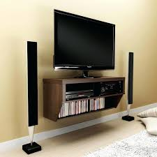 tv stand wall mount fireplace floating tv stand eco geo mocha