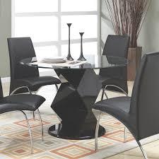 coaster dining room furniture amazon com coaster home furnishings 120800 contemporary dining