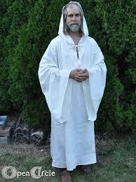 druidic robes druid robe