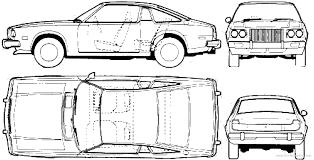 mazda 121 the blueprints com blueprints u003e cars u003e mazda u003e mazda 121 cosmo